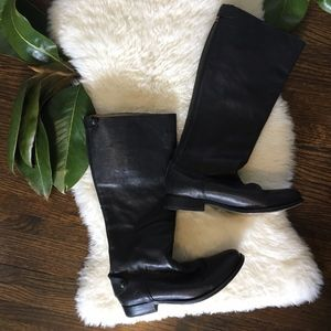 Frye Melissa Button Back Zip Boot 7.5 EUC